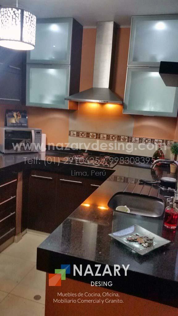 Cocina de Diseño 101 | Nazary Desing SAC | Muebles de Cocina ...